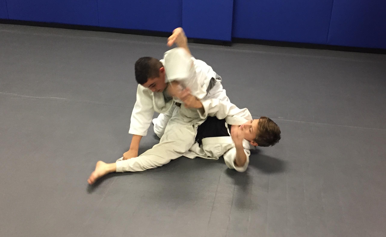 MMA Gracie Brazilian Jiu-Jitsu Kids