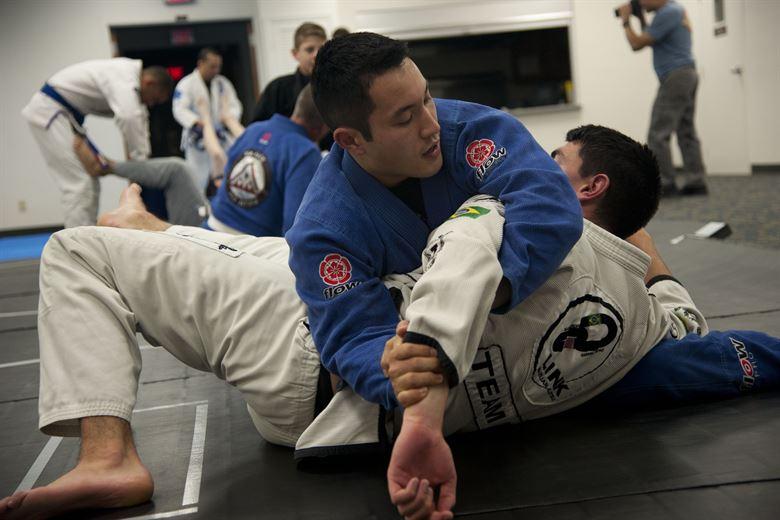 MMA Gracie Brazilian Jiu-Jitsu